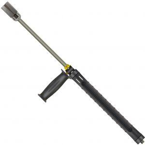 Suttner Stainless Steel foaming lance