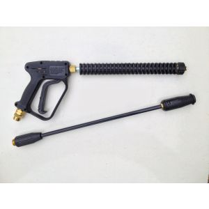 Qualcast Type Replacement Trigger And Lance With Variable Nozzle