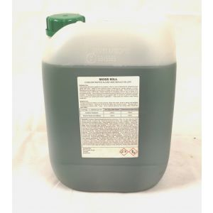 10 Litre of Concentrated Algae and Moss Killer Detergent