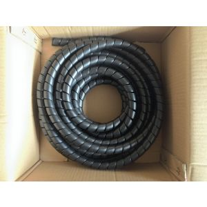 "20 Metre 1/4"" Hydraulic Hose Spiral Guard Protector"