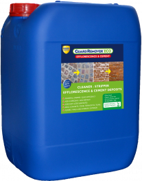 Guard Industry Eco Efflorescence and Cement Stripping 20 Litre - Cleantec Best Seller