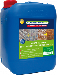Guard Industry Eco Efflorescence and Cement Stripping 5 Litre - Cleantec Best Seller