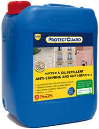 Guard Industry ProtectGuard Water & Oil Repellent Cleaning Liquid 5 Litre - Cleantec Best Seller