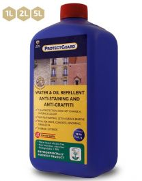 Guard Industry ProtectGuard Water & Oil Repellent Cleaning Liquid 1 Litre - Cleantec Best Seller