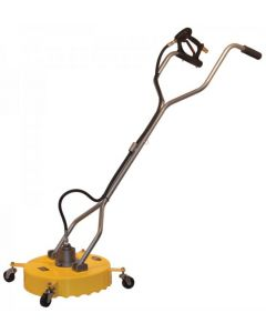 "18"" Whirlaway BE1800WAW Pressure Washer Flat Surface Cleaner"