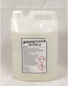 5 Litre of Vehiclean Aluglo Aluminium Cleaning Detergent