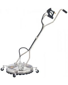 """20"""" BE Whirlaway Stainless Steel Pressure Washer Flat Surface Cleaner"""