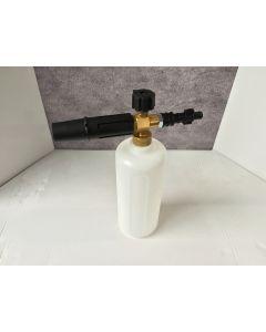 Black & Decker Domestic Snow Foam Lance 1L Detergent Bottle