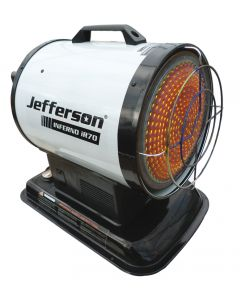 Jefferson Inferno iR70 Diesel/Kerosene Portable Blow Heater