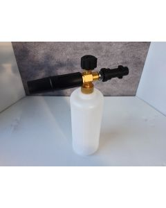 Karcher K Series Snow Foam Lance With 1L Detergent Bottle