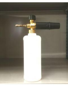 Kranzle 1050 D10 Quick Release Snow Foam Lance With 1L Detergent Bottle