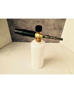 Kranzle D12 Quick Release Snow Foam Lance With 1L Detergent Bottle