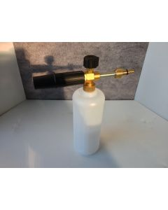 Qualcast Snow Foam Lance With 1L Detergent Bottle