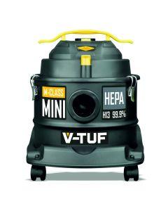 V-TUF Mini 110V Industrial Dust Extractor Vacuum Cleaner