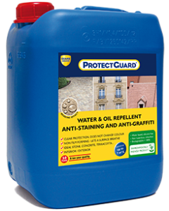 Guard Industry ProtectGuard Water & Oil Repellent Cleaning Liquid 5 Litre