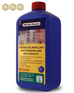 Guard Industry ProtectGuard Water & Oil Repellent Cleaning Liquid 1 Litre