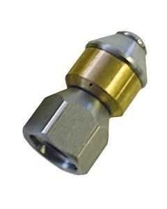 """Rotating Drain Cleaning 05 Nozzle Jet 3/8"""" BSP Female"""