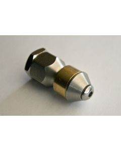 """Rotating Drain Cleaning 05 Nozzle Jet 1/4"""" BSP Female"""