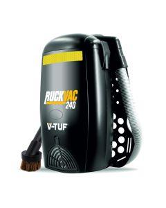 V-TUF RuckVac 240V Industrial Backpack Vacuum Cleaner
